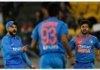 India Vs New Zealand 4th T20I Highlights