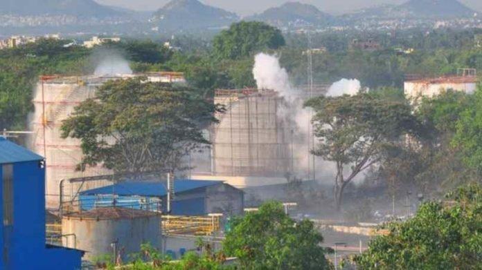 Vizag Gas Leak Videos Photos