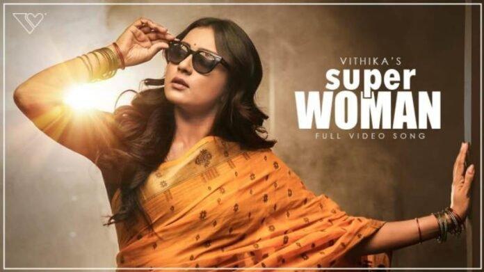 Vithika Sheru Superwoman Song Lyrics